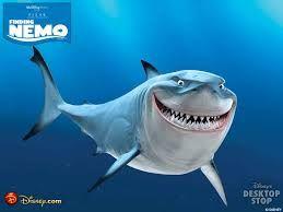 Resultado De Imagem Para Desenhos De Tubarao Procurando Nemo