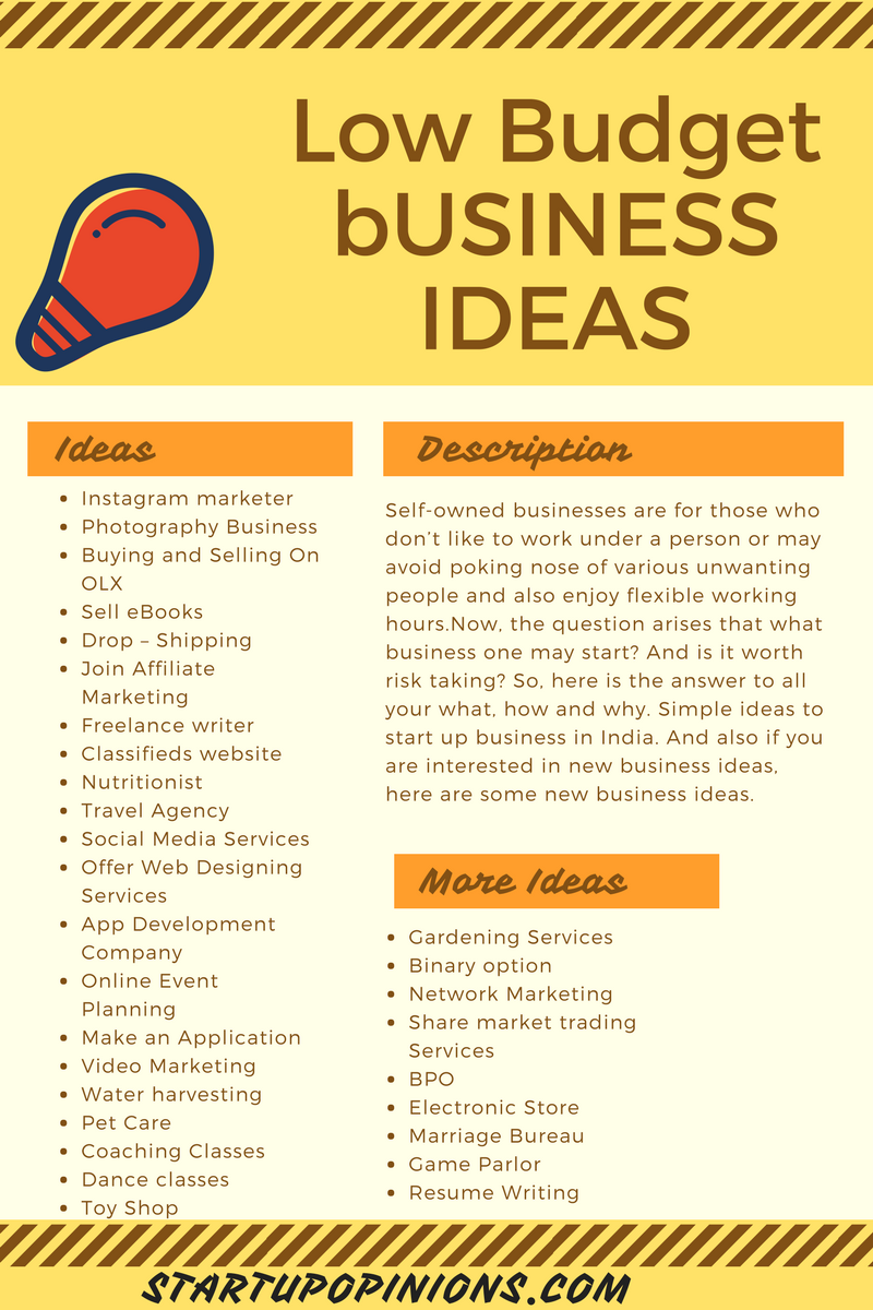 if you want to quit and start your own business here are