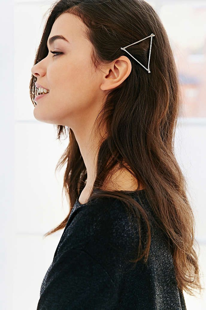 UrbanOutfitters.com: triangle hair pin