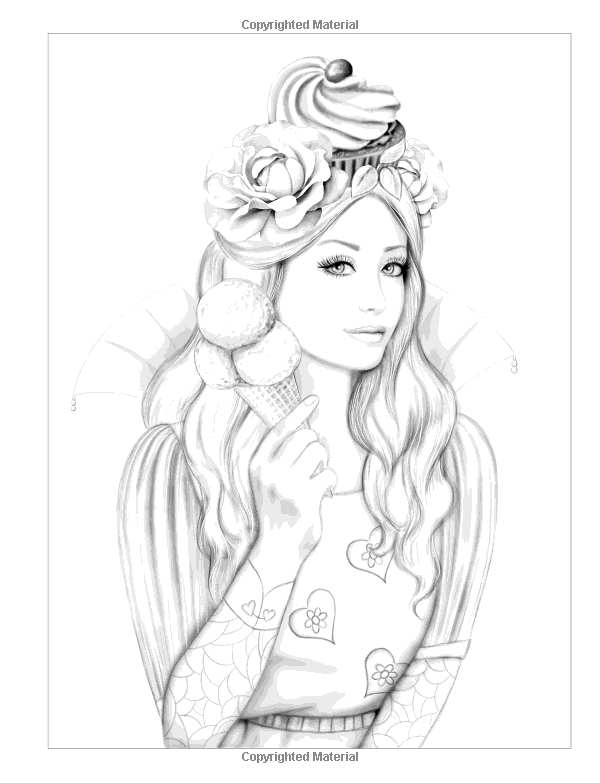 Amazon Com Sweet Dreams Coloring Book Grayscale Coloring Book For Adults 9781973879268 Alena Lazareva Coloring Books Cute Couple Drawings Fairy Coloring