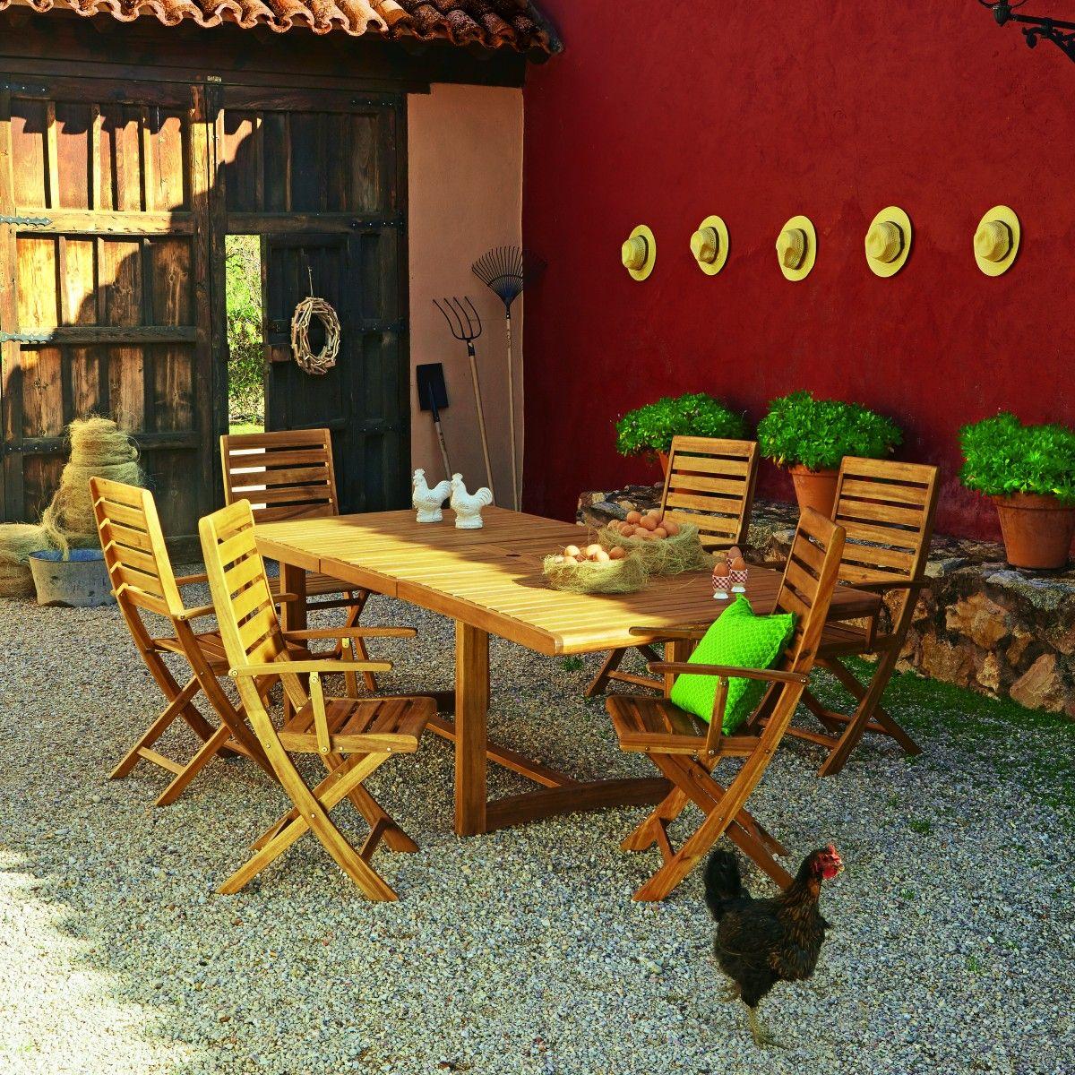 ideas para el jardín #mesa #comedor #mejico #terrazas #jardin ...