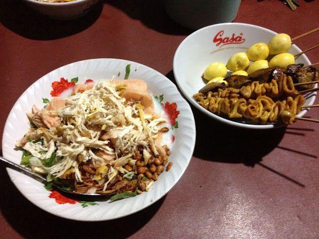 Resep Bubur Ayam Cirebon Resep Masakan Resep Masakan