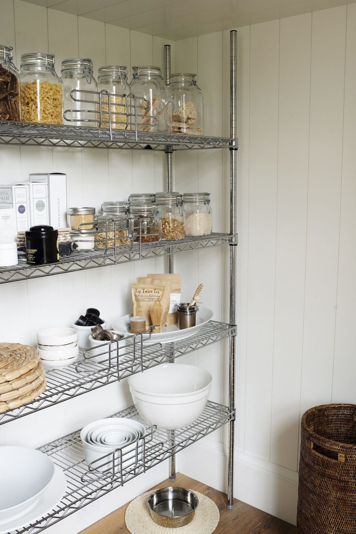 tricks of the trade 8 tips for elegant storage with architect barbara chambers kitchen on kitchen decor organization id=57486