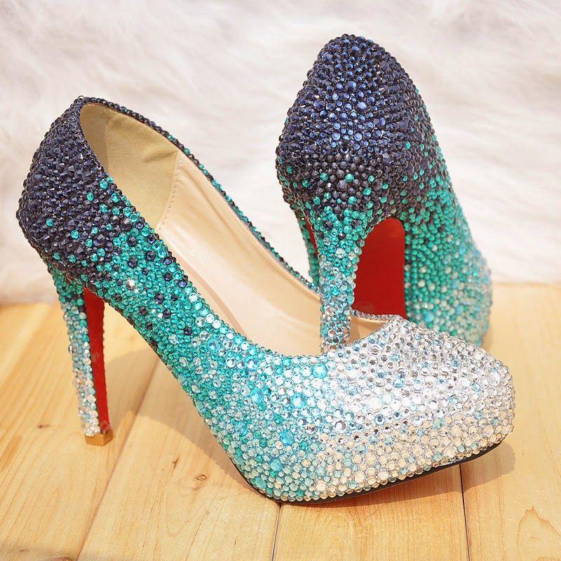 6964508b81 Fabulosos zapatos de fiesta de Quince Años para Adolescentes ...