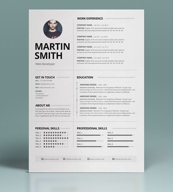 Resume, Cover Letter and Business Card Misc Pinterest Resume - how to write an amazing cover letter