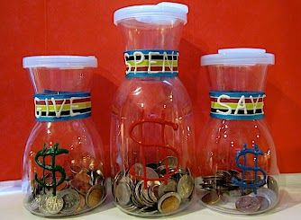 Wfmw Diy Piggy Banks Teach The Value Of Money Piggy Bank Diy Piggy Bank Jar Diy