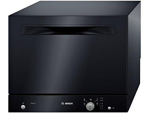 Bosch Sks51e26eu Mini 6places A Black Dishwasher Dishwashers