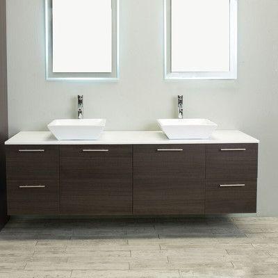 eviva luxury 72 bathroom cabinet vanity base http rh pinterest com 72 tall bathroom cabinet 72 tall bathroom cabinet