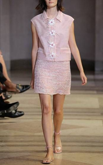 Carolina Herrera Spring Summer 2016 Look 27 on Moda Operandi