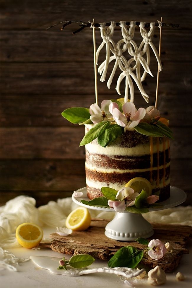 lemon curd mascarpone recept