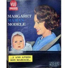 Point De Vue Images Du Monde N° 726 Du 11/05/1962 - Margaret Maman Modele. ... 2 Ans Apres Le Mariage....