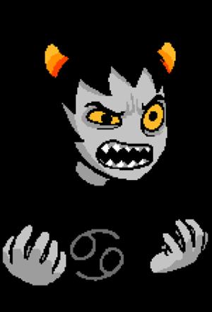 Kurloz Talksprite Angry