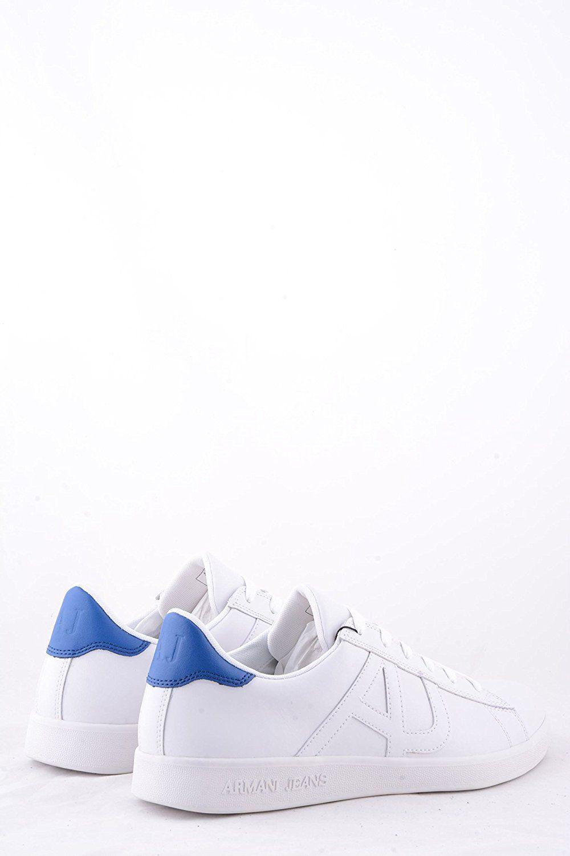 7824360d5ae60 www.amazon.co.uk Sneakers-sportive-Armani-Jeans-bianche dp ...