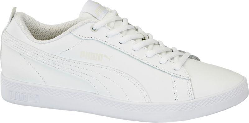 puma sneaker smash v2 grau