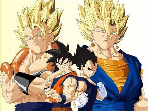 Vegetto Vs Gogeta Quien Es El Mas Poderoso Youtube Dragon Ball Dragon Ball Z Dragon Ball Art