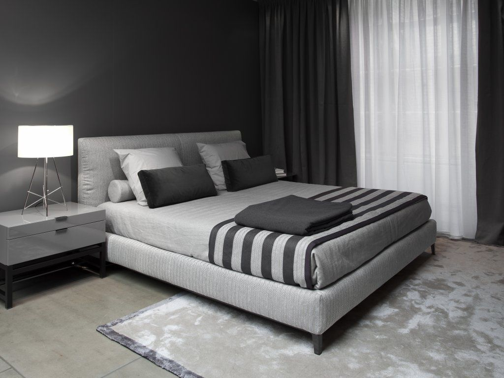 Minotti Anderson Bed Furniture Works Pinterest