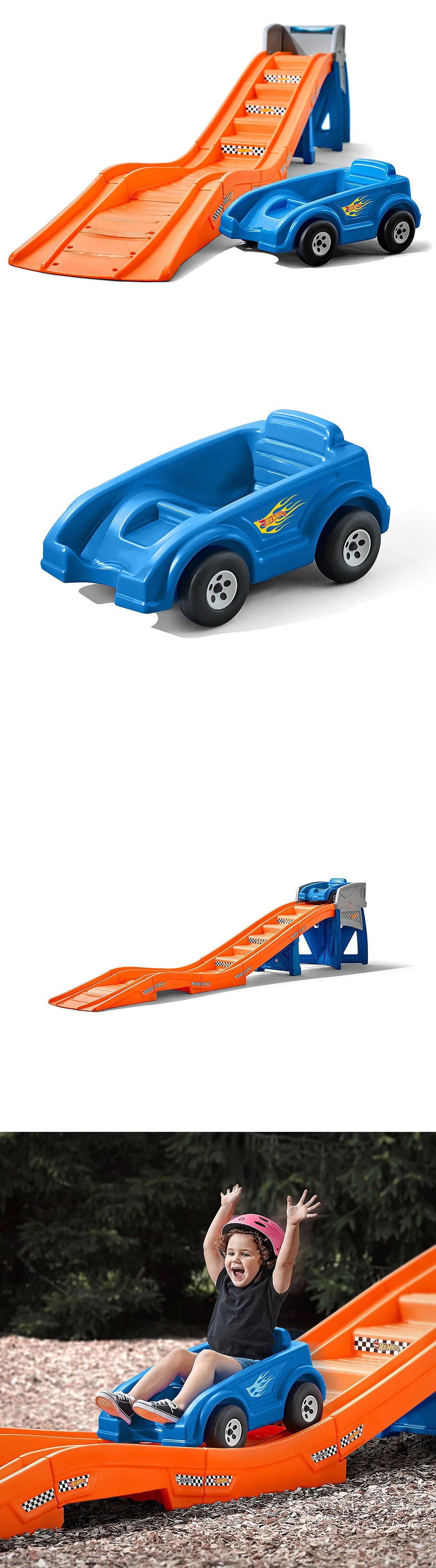 Step 2 Step2 Hot Wheels Extreme Thrill Coaster Ride Toy Kids Gift