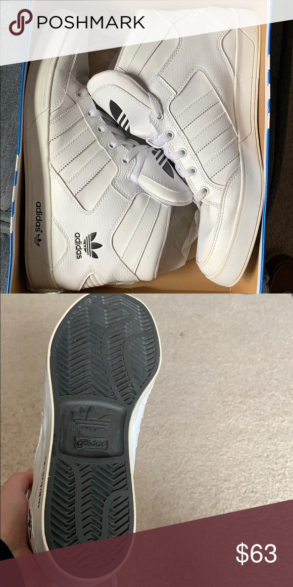 Adidas men's shoes size 10 Used once or twice adidas Shoes ...