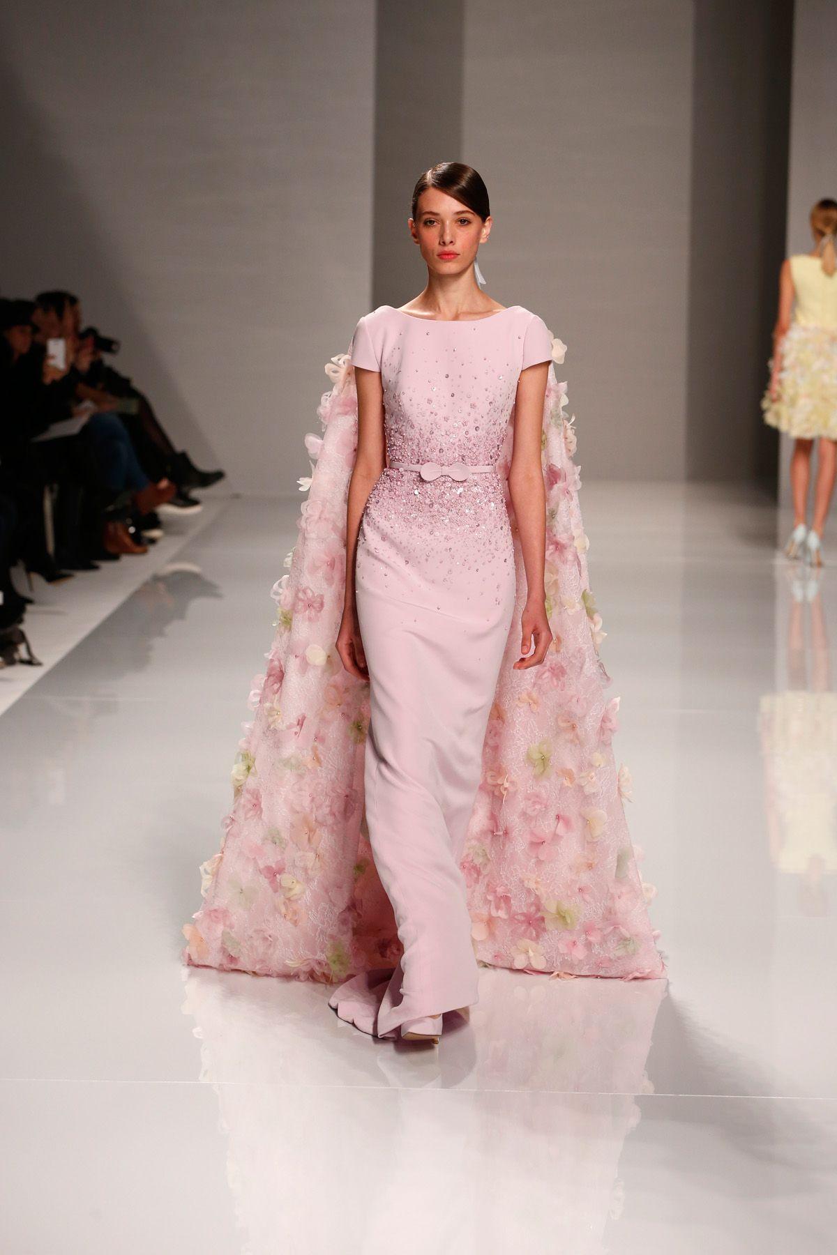 Georges Hobeika - Primavera-Verano 2015 Couture Collection   Ropa de ...