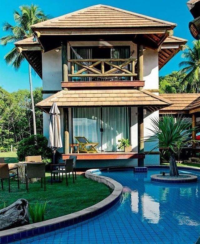 Que casa divina Casas, Casas japonesas, Casas tropicales
