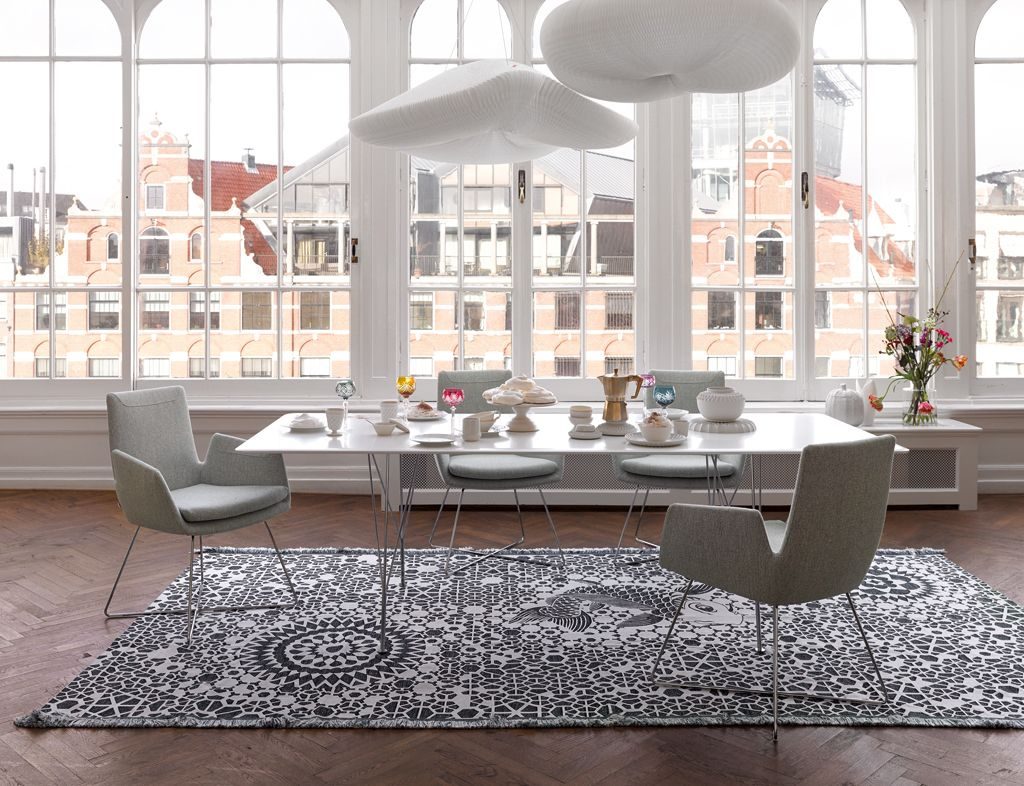 Schöner Wohnen Esszimmer Cordia Dining Chair With Jalis Table By Cor Cor Dining