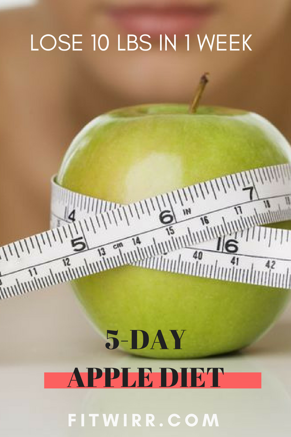 apple diet foods for weight loss