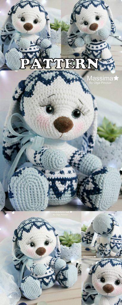 Amigurumi Doll And Animal Organic Toy Crochet Patterns - Amigurumi Free Patterns #crochetanimalamigurumi