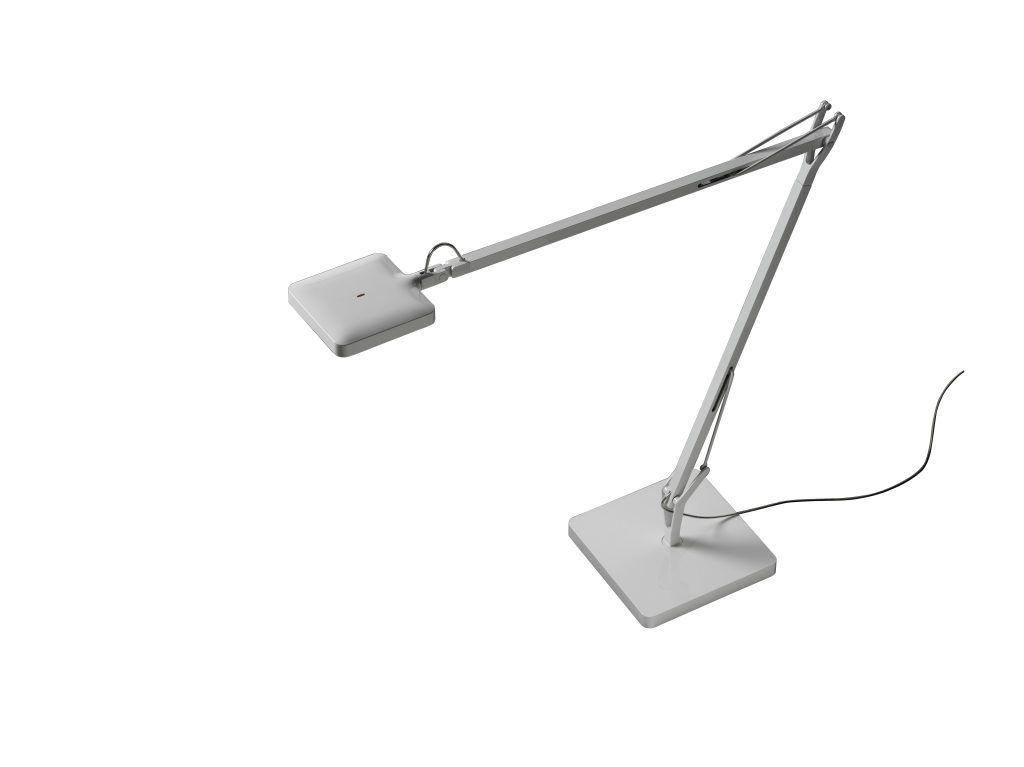 Lampe de bureau kelvin led par antonio citterio et toan nguyen