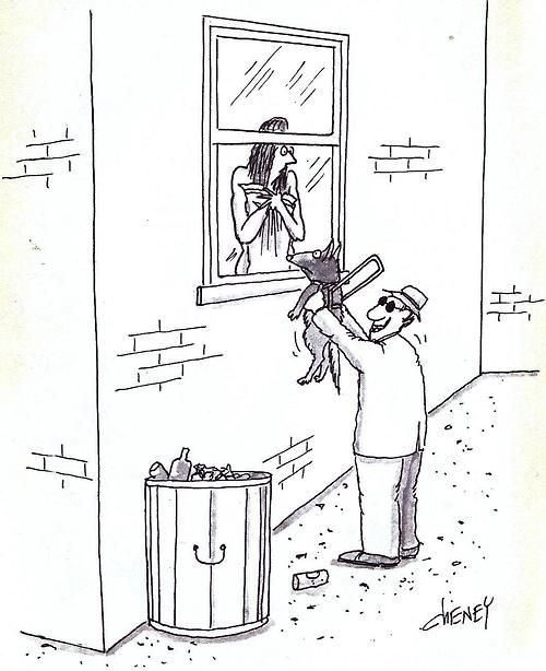 Rodrigues Rodrigues National Lampoon Magazine Sketches Cartoon