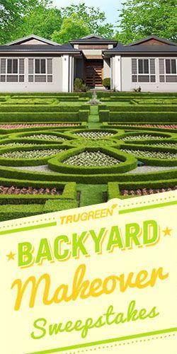 Win a $10,000 Celebrity #Backyard #Makeover! #maintenance ...
