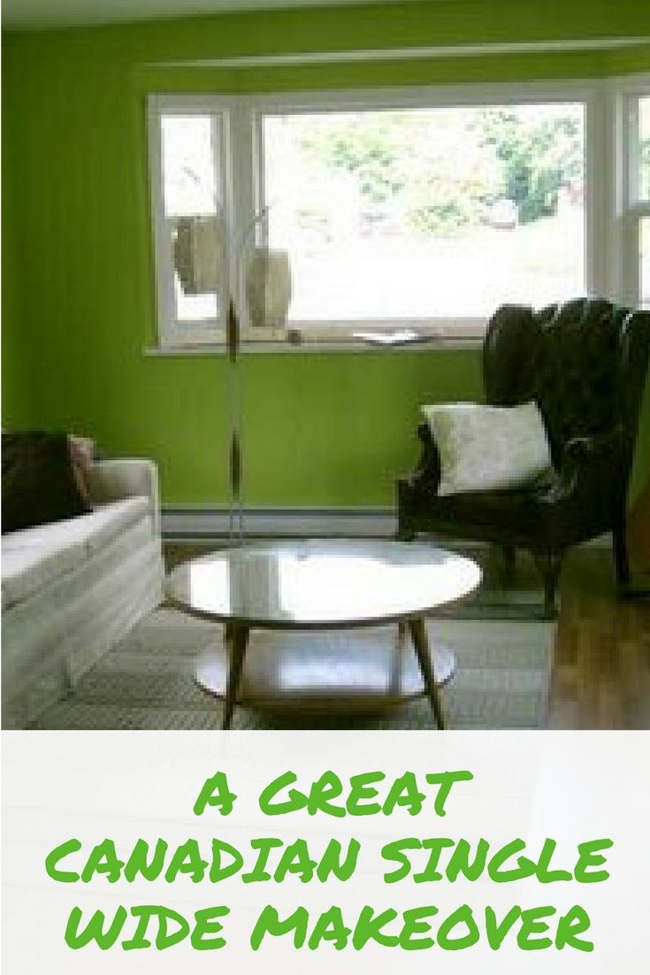 Great Canadian Single Wide Mobile Home Interior  Single wide