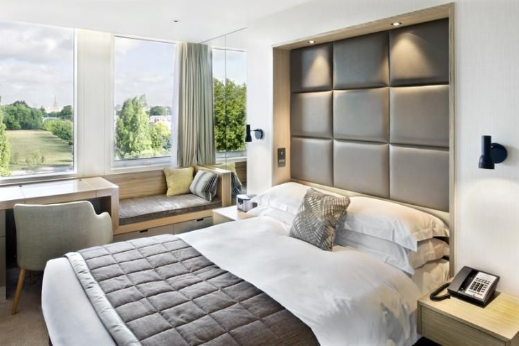 Royal Garden Hotel Bedrooms Siena Chair Specified By Child Graddon Lewis Bedroom Room Design