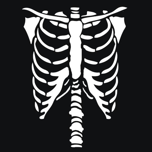 Halloween Skeleton T Shirt Costume Halloween Skeletons T Shirt Costumes Inexpensive Costume