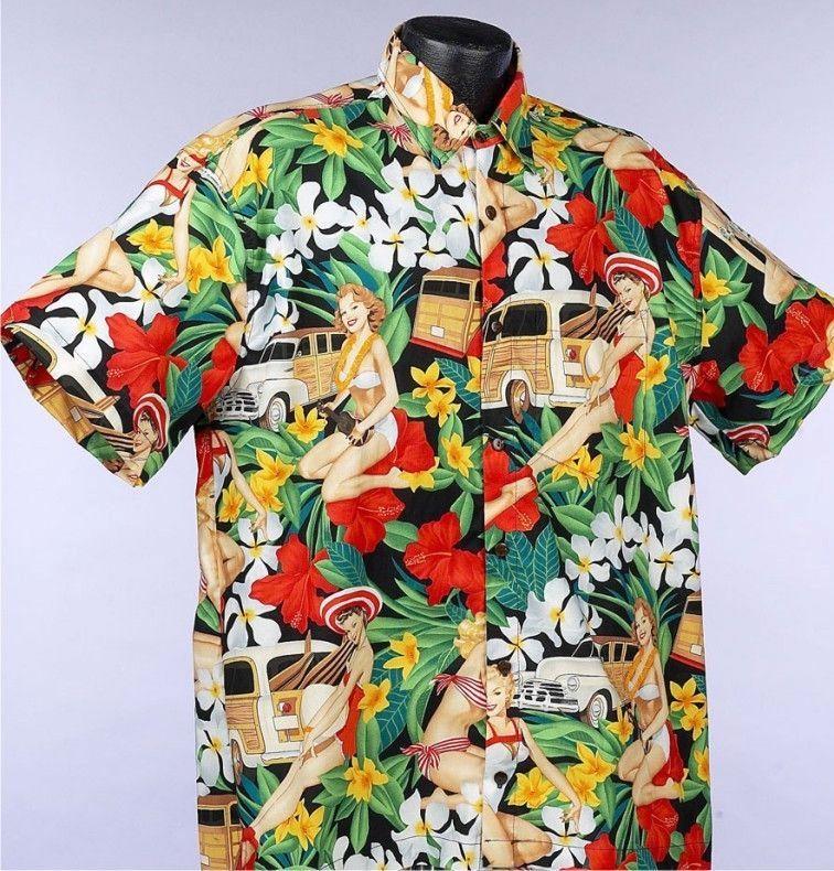 local hawaiian t shirts | Funny hawaiian shirts, Aloha clothing ...