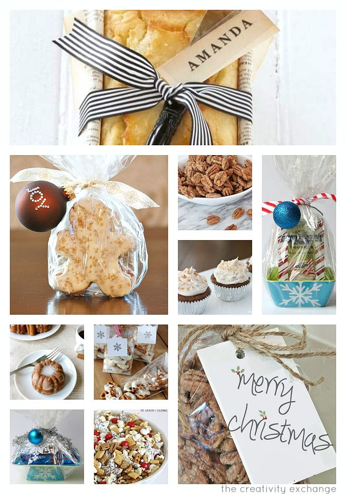 Food gift ideas for christmas exchange