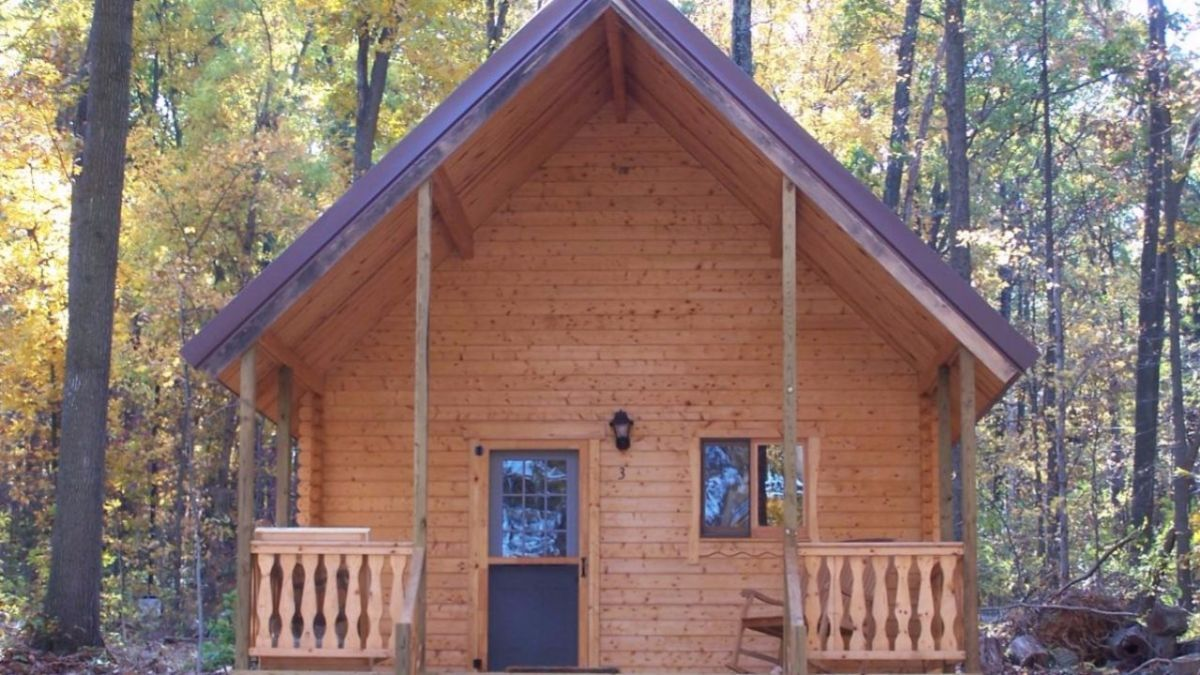 Small Crop Of Conestoga Log Cabins