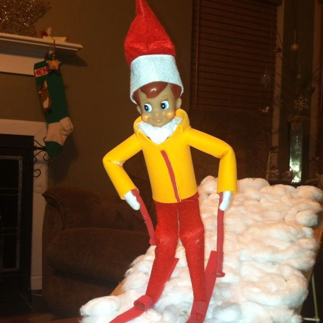skinning elf on the shelf - Elf On The Shelf Christmas Tradition