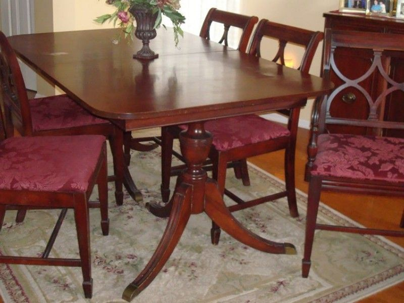 Duncan Phyfe Furniture The Real Vs The Reproduction Antique