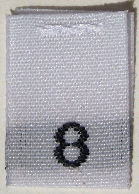 333e4c8084ac S Size Round Garment Label Sticker - Clothing Labels, SKU - LB-1798 ...
