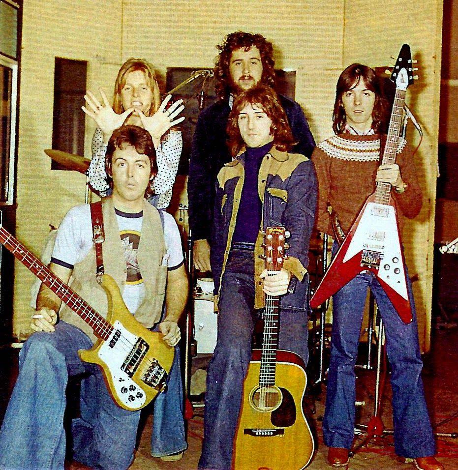 "Sgt en Abbey Road: Paul McCartney va a reeditar ""Venus & Mars"" y ""Win..."