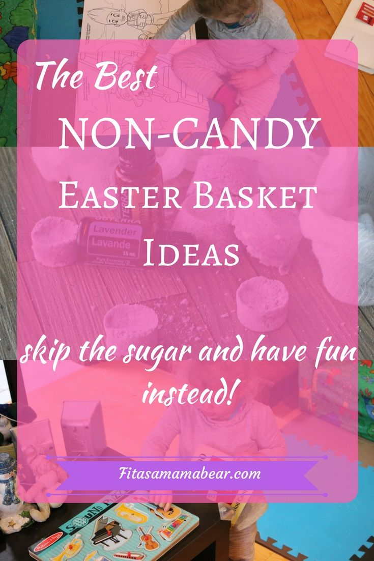 11 non candy easter gifts basket ideas easter baskets and sugar free non candy easter basket ideas gift ideas gifts for kids gifts for toddlers negle Image collections