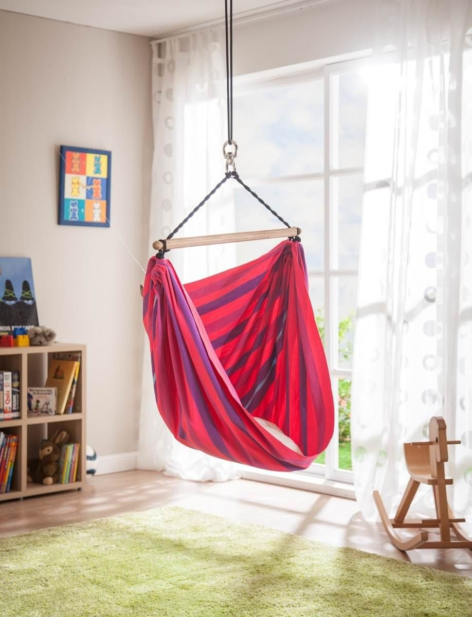 Kids Bedroom Hammock hamacas de tela para niños y bebés, de made in the shade hammocks
