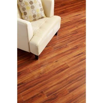 Hampton Bay Maraba Hickory 8 Mm Thick X, Hampton Bay Laminate Flooring