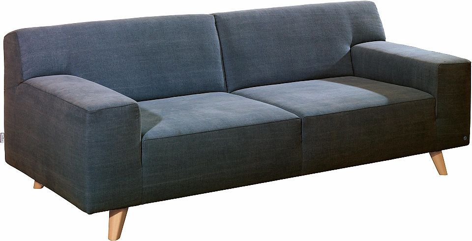 Tom Tailor 2 5 Sitzer Sofa Nordic Pure Im Retrolook Fusse Buche Natur Jetzt Bestellen Unter Https Moebel Ladend Sofa Polster Sofas