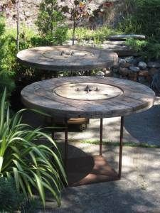 Scouting Craigslist Episode 4 Large Wooden Spools Outdoor Wood