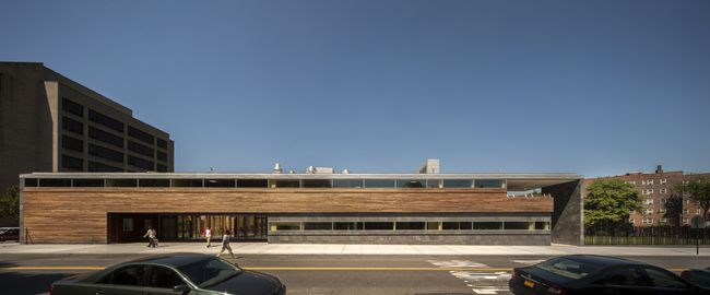 Weeksville Heritage Center by Caples Jefferson Architects | Gallery | Archinect