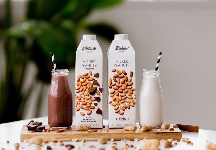 Elmhurst plant based milk news whole