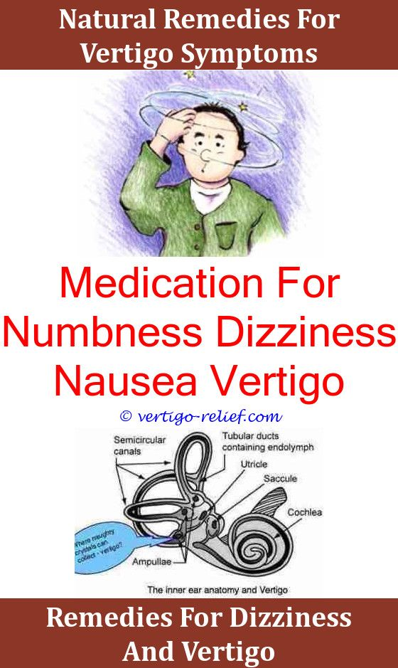 What Is The Cause Of Vertigo And Vomiting