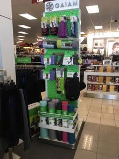 After Kohl's Gaiam Misses display, Clearwater FL