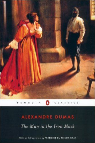The Man in the Iron Mask by Alexander Dumas